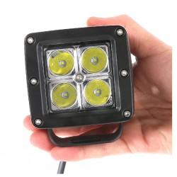 "LED-extraljus 3"" Purelux..."