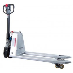 Semi-Electric pallet-truck...