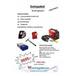 Pinnsvets160AMP inkl....