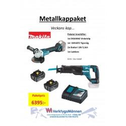 Metalkappaket 18V