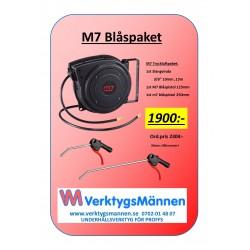 M7 Blåspaket