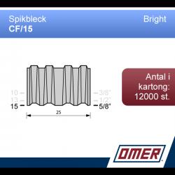 Spikbleck CF/15 12M