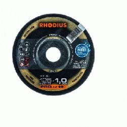 RHODIUS KAPSKIVOR XT38 125x1,0