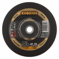 RHODIUS KAPSKIVOR FT38 INOX...