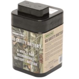 Batteri uppladdningsbart 6V
