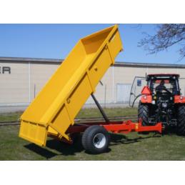 Stendumper 6 ton