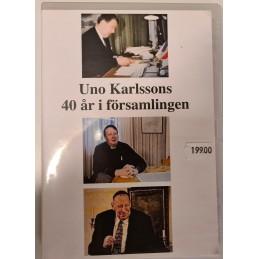 """Film """"Uno Karlssons 40år i..."""