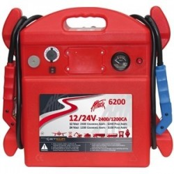 BOOSTER ATTACK 6200 12/24 VOLT
