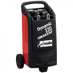 BATTERILADDARE DYNAMIC320