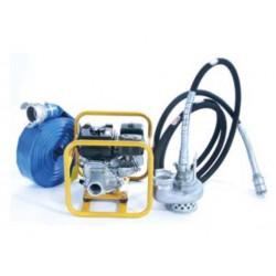 PFP80 Dränkbar pump med...