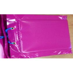 Montörsmatta rosa 310x600