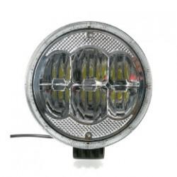 "LED-Extraljus 9"" Purelux..."